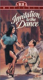 Invitation to the Dance (1956) cover