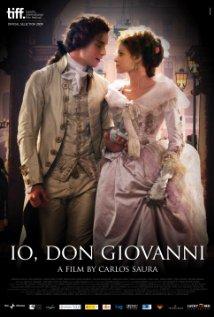 Io, Don Giovanni 2009 poster