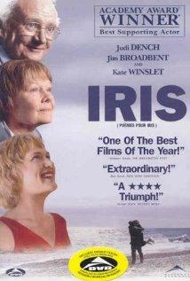 Iris (2001) cover