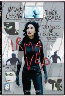 Irma Vep (1996) cover