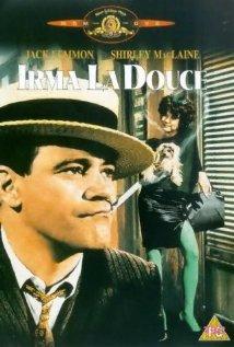Irma la Douce (1963) cover