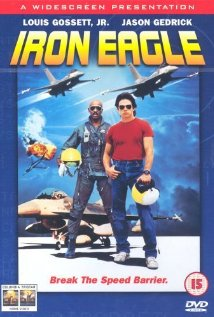 Iron Eagle (1986) cover