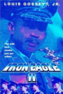 Iron Eagle II (1988) cover