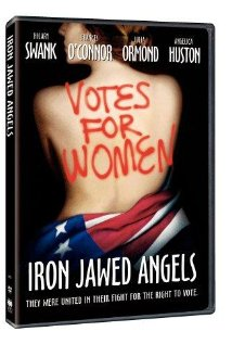 Iron Jawed Angels (2004) cover