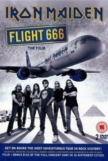 Iron Maiden: Flight 666 (2009) cover