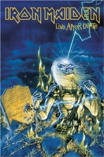 Iron Maiden: Live After Death (1985) cover
