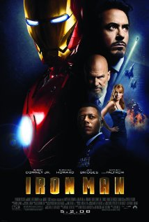 Iron Man (2008) cover