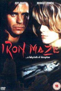 Iron Maze (1991) cover