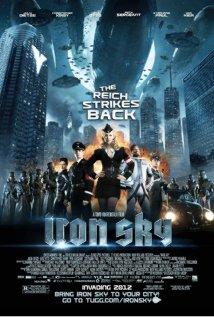 Iron Sky (2012) cover