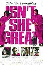 Isn't She Great 2000 poster