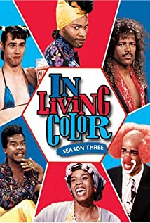 In Living Color 1990 poster