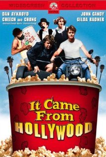 It Came from Hollywood (1982) cover