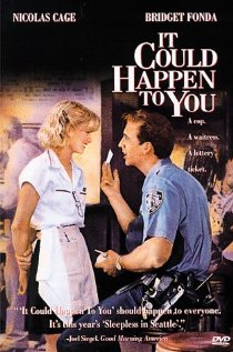 It Could Happen to You 1994 poster