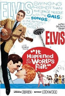 It Happened at the World's Fair (1963) cover