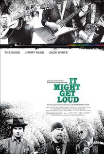 It Might Get Loud 2008 poster