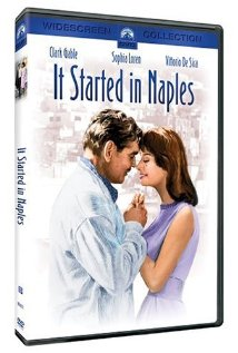 It Started in Naples (1960) cover