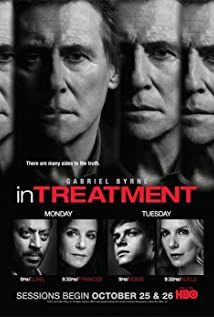 In Treatment 2008 poster