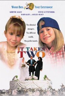 It Takes Two 1995 poster