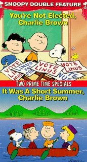 It Was a Short Summer, Charlie Brown 1969 poster