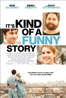 It's Kind of a Funny Story (2010) cover