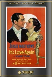 It's Love Again (1936) cover
