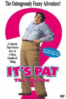 It's Pat (1994) cover