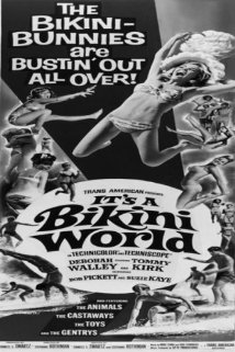 It's a Bikini World (1967) cover