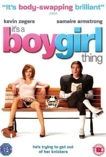 It's a Boy Girl Thing (2006) cover