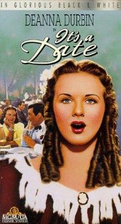 It's a Date 1940 poster