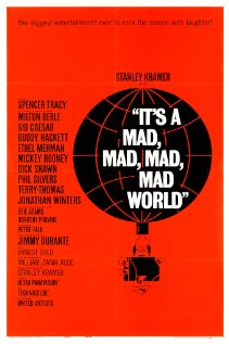 It's a Mad Mad Mad Mad World (1963) cover