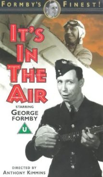 It's in the Air (1938) cover