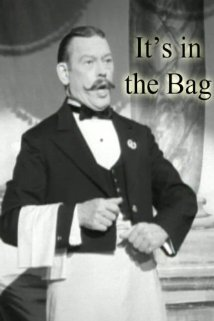 It's in the Bag! (1945) cover