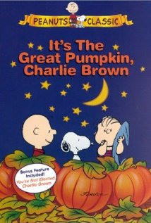 It's the Great Pumpkin, Charlie Brown (1966) cover