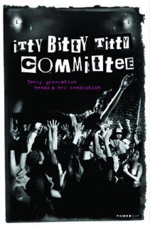 Itty Bitty Titty Committee (2007) cover