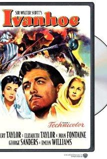 Ivanhoe (1952) cover