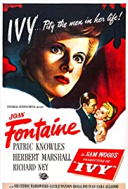 Ivy 1947 poster