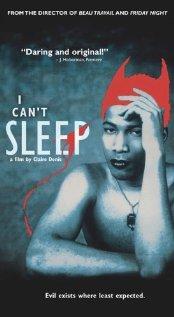 J'ai pas sommeil 1994 poster