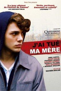 J'ai tué ma mère (2009) cover