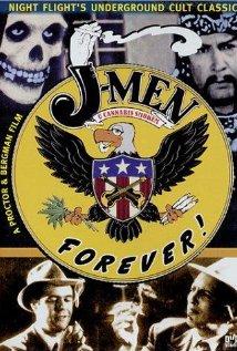 J-Men Forever 1979 poster