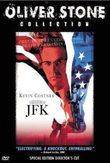 JFK (1991) cover