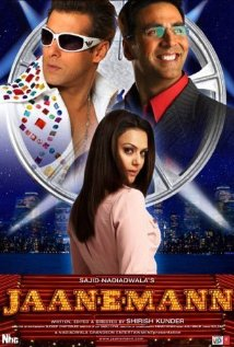Jaan-E-Mann: Let's Fall in Love... Again 2006 poster