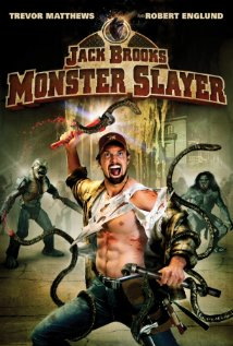 Jack Brooks: Monster Slayer (2007) cover
