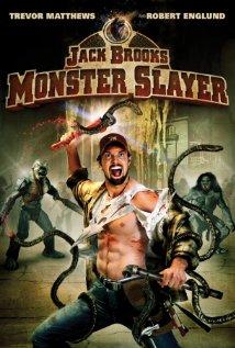Jack Brooks: Monster Slayer 2007 poster