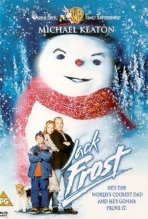 Jack Frost 1998 poster
