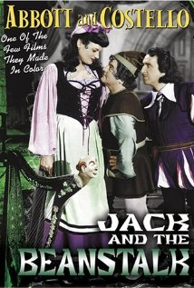 Jack and the Beanstalk 1952 poster