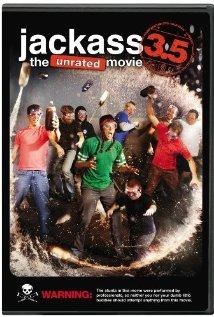 Jackass 3.5 (2011) cover