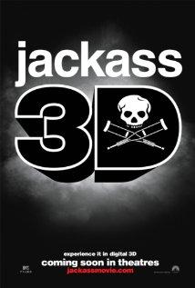 Jackass 3D (2010) cover