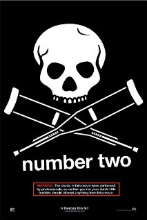 Jackass Number Two 2006 poster