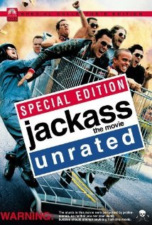 Jackass: The Movie 2002 poster