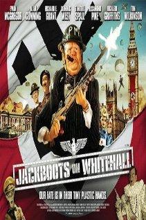 Jackboots on Whitehall (2010) cover